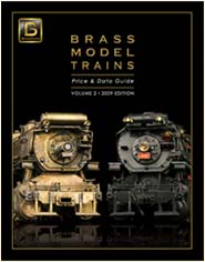 Brass Model Trains Price & Data Guide