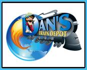 Dan's Train Depot